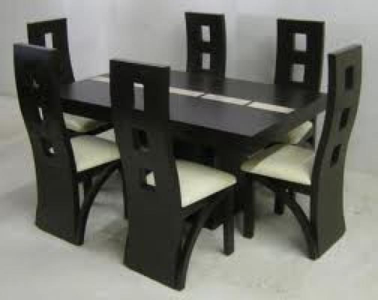Muebles briones for Comedores de 6 sillas modernos